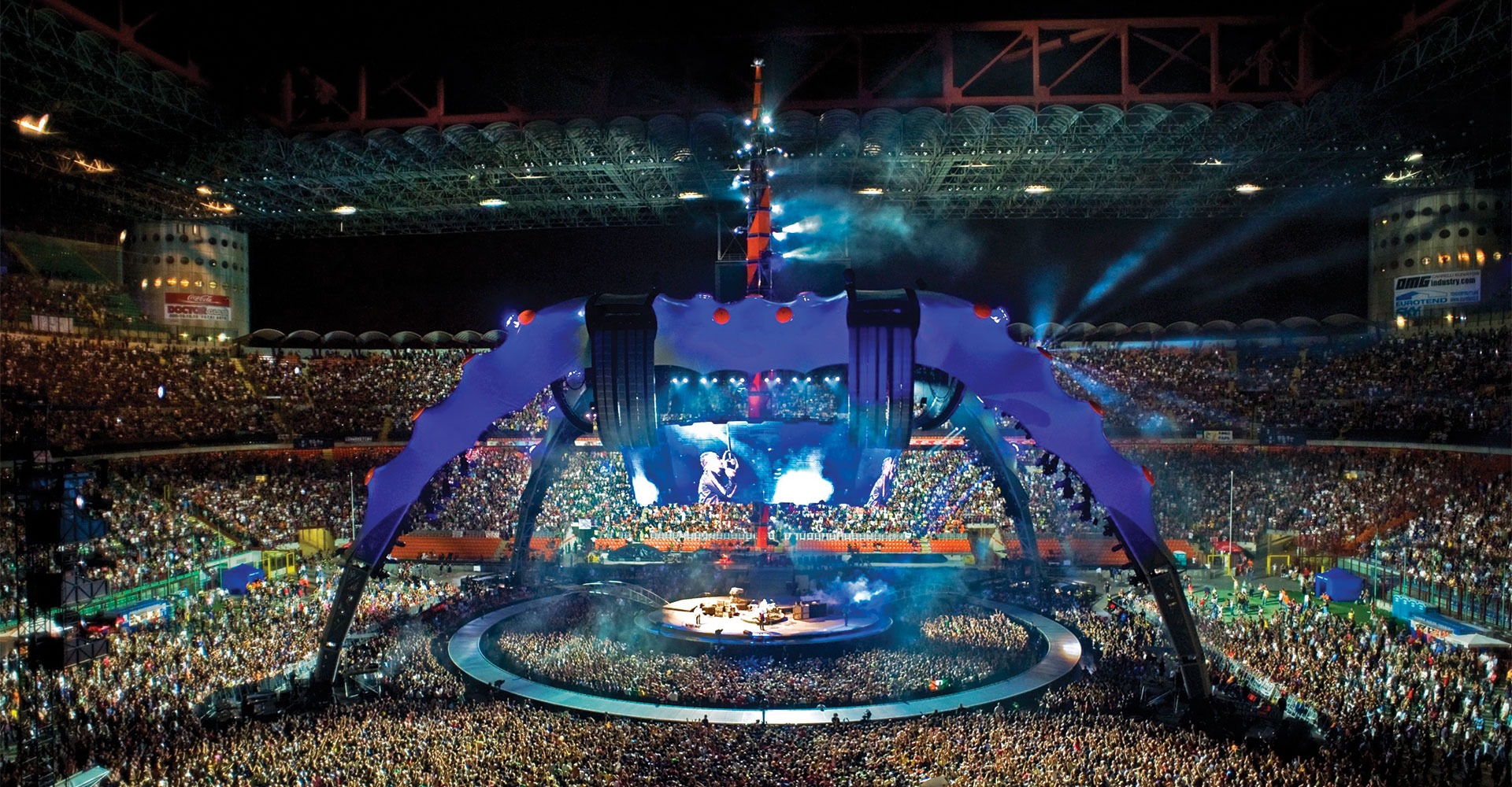 U2 - 360 TOUR ISTANBUL