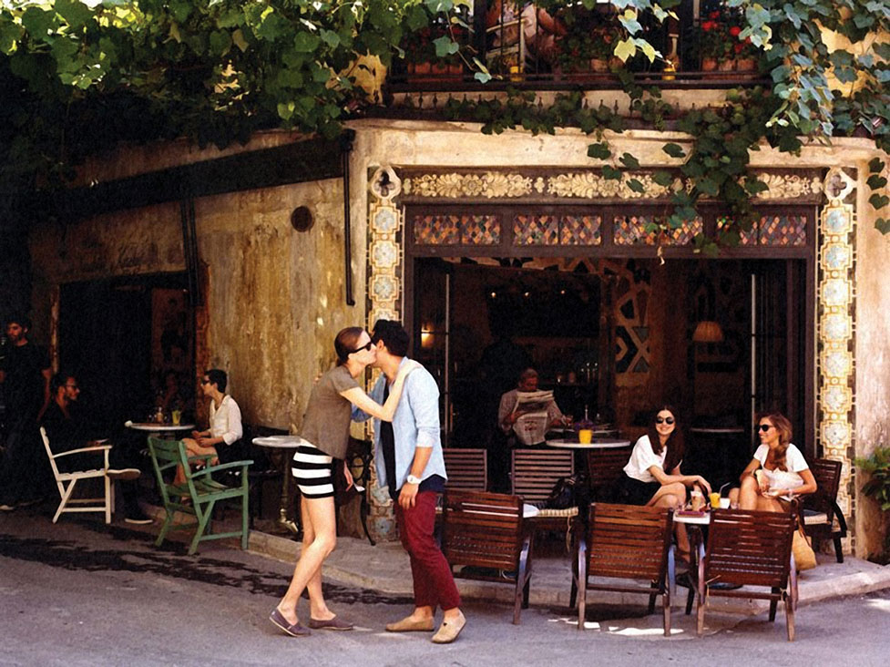 "Karakoy Cafe ""Karabatak"""