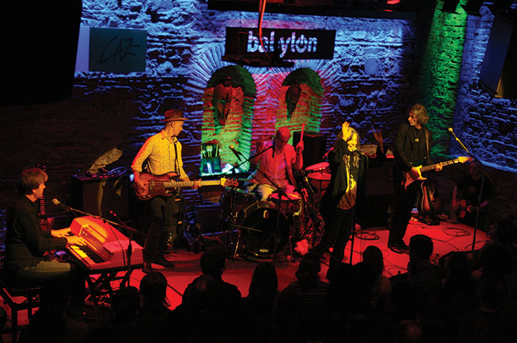 Patti Smith at Babylon