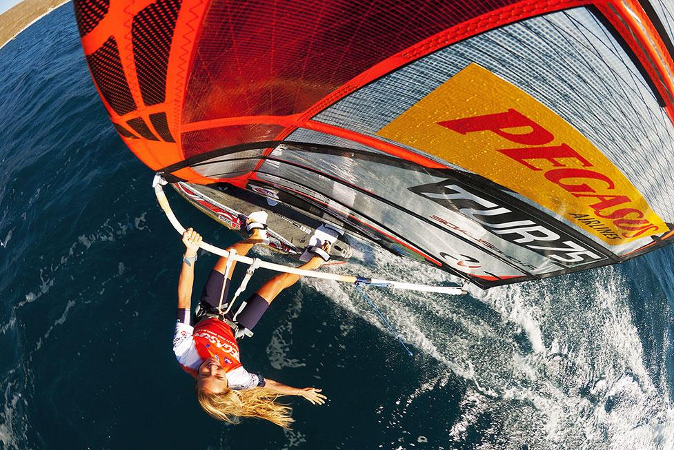 Windsurf in Alacati